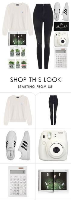 """who will fix me now?, darling when im down"" by grunge-alien ❤ liked on Polyvore featuring Polo Ralph Lauren, Topshop, adidas, CASSETTE, Fujifilm, Muji and Carhartt"