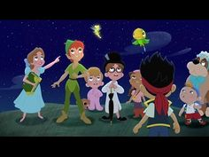 Jake and the Never Land Pirates 2 Hour Episodes Compilation - YouTube