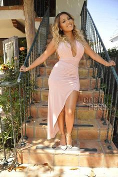 Adrienne Bailon's body is bangin'!
