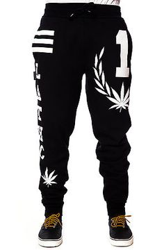 The LATHC Sweatpants in Black by LATHC,   I need these in my life.