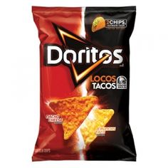 Doritos Locos Tacos - Nacho Cheese/Crunchy Taco - Mills Fleet Farm