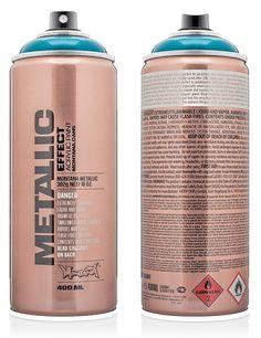 Copper Metallic Effect Spray Paint - 400ml