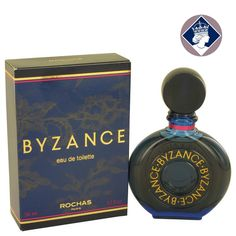 Rochas Byzance 50ml/1.7oz Eau De Toilette Splash EDT Perfume Fragrance for Women
