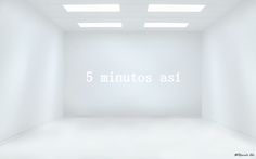 #personal #reflexion only 5 minutes a day 5 minutos así