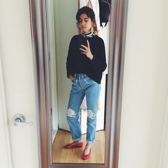 So Glad It's Turtleneck Weather Again! Not. - Man Repeller