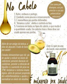 oleo-de-abacate #Avocato