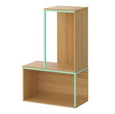 The 11 Best Buys From IKEA's 2015 Catalog The Huffington Post  | By Brie Dyas IKEA PS 2014 storage combination with top in bamboo and light green, $85
