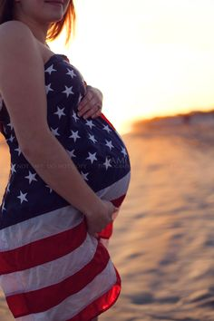 Fam(ily) Photography by Leslie, Maternity Photography, Beach photography, Patriotic photography, Marine Maternity photography