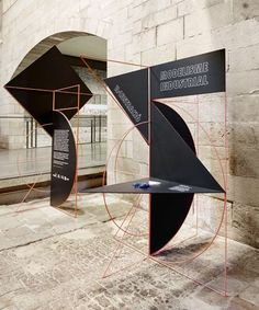 Design Exhibition Display Architecture New Ideas Design Display, Graphisches Design, Booth Design, Store Design, Display Ideas, Exhibition Stand Design, Exhibition Display, Exhibition Space, Exhibition Ideas