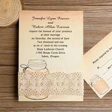 wedding invitations rustic - Google Search