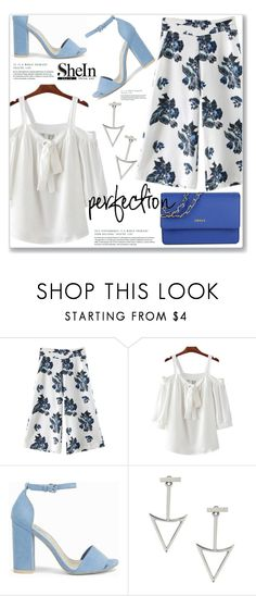 """""""SheIn"""" by amra-mak ❤ liked on Polyvore featuring Nly Shoes, DKNY and shein"""