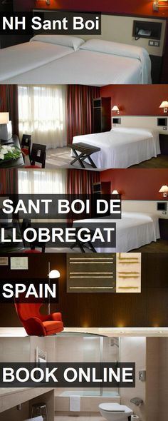 Hotel NH Sant Boi in Sant Boi de Llobregat, Spain. For more information, photos, reviews and best prices please follow the link. #Spain #SantBoideLlobregat #travel #vacation #hotel Spain, Hotels, Loft, Vacation, Bed, Travel, Furniture, Home Decor, Vacations