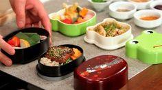 Japanese bento box recipes
