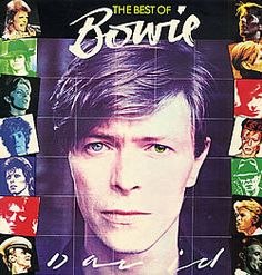 The Best of David Bowie Vinyl 12 inch Music Album K-Tel Space Oddity etc David Bowie Born, David Bowie Tribute, Glam Rock, Rock N Roll, David Bowie Album Covers, David Bowie Interview, Elephant Man, Boys Keep Swinging, Diamond Dogs