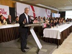 Pachi Vázquez (PSdeG) dice que no será problema para el cambio en su partido