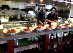 Plato de hoy: Incrible Arroz de Bogavante. #Barcelona #Catalunya #restaurant #mediterraneo #mirandoalmar