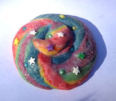 Unicorn Poop Cookies!