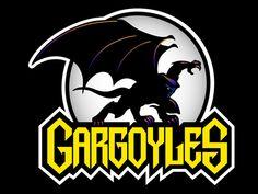 Gargoyles  was a disney cartoon that started in 1994