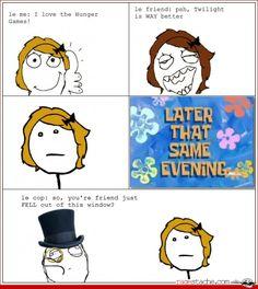 Hunger Games vs. Twilight