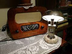 Art Deco Mofém Lamp