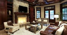 1000 Images About Fireplaces On Pinterest Stone