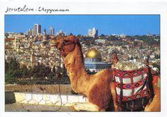 mission jerusalem israel