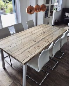 Dining Table, Furniture, Home Decor, Dinner Table, Legs, Repurpose, Colour, Decoration Home, Room Decor