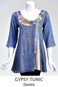 Gypsy Tunic by  Lee Andersen