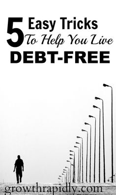 Paying down your debt allows you to have more of your money to yourself. Credit card debt is among the kind of debts that you need to pay as fast as possible. Read to find out more ways to live debt free