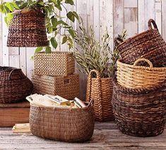 World Market's Brilliant Baskets are handcrafted from around the world! >> #worldmarket
