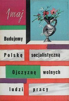 Henryk Tomaszewski, 1957 Old Advertisements, Advertising, Ads, Poland Country, Polish People, Communist Propaganda, Good Old Times, Quote Posters, Historia