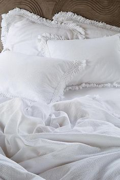 fringe bedding - Google Search