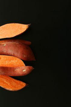 Mediterranean Baked Sweet Potatoes! 30 minutes, simple and healthy! #vegan #glutenfree