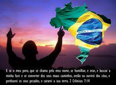 Orando pelo Brasil!!!!