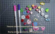 Покупка швейной фурнитуры на Aliexpress.com / Buying sewing accessories ...