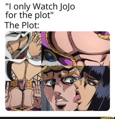 Me: *wants to watch Vento Aureo With my family cuz it's a good show* Literally the first episode: - iFunny :) Jojo's Bizarre Adventure, Blue Exorcist, Cowboy Bebop, Anime Meme, Manga Anime, Inu Yasha, Jojo Memes, Joko, Fanart
