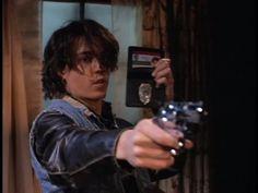 Johnny Depp so fluffy!
