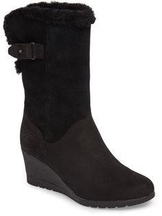 4fe1f802768 Women s Ugg Edelina Waterproof Wedge Boot  ad