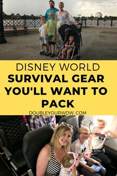 The Ultimate Disney World Survival Gear List Find out what gear you should buy before your trip to Walt Disney World to save money on your budget vacation to Disney parks. Disney world planning tips and tricks to help you get the most out of your vacation Disney World Parks, Disney World Planning, Walt Disney World Vacations, Disney Trips, Disney Travel, Disney World Tipps, Disney World Tips And Tricks, Disney Love, Disney Magic