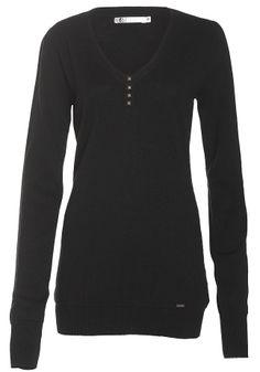 VOLCOM Womens Rebel Sweatshirt black