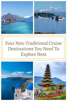 ready to cruise somewhere new this year? Cruise Destinations, Cruise Vacation, Vacations, Cruise Ships, Explore, Traditional, Travel, Holidays, Viajes