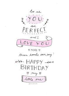 happy_birthday_little_one | von finelittlepaper