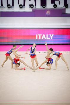 Group Italy, junior, European Championships 2017