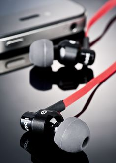 i-box Flats Earphones - A Perfect Accompaniment To All Your Digital Media Devices!
