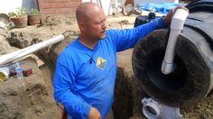 DIY Koi Pond Construction | Pond Filter Plumbing - Part 14
