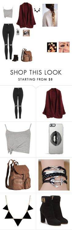 Untitled #42 by sing-into-life on Polyvore featuring Boohoo, Topshop, Salvatore Ferragamo, H&M and Lipsy