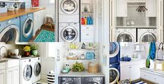 Our Favorite Pins Of The Week: Laundry Room Ideas – Porch Advice