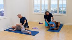 Pilates for Athletes with Michael and Ton