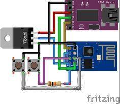 ESP8266 - Easiest way to program so far (Using Arduino IDE)