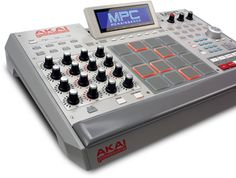 Akai MPC Renaissance. Very good beats.